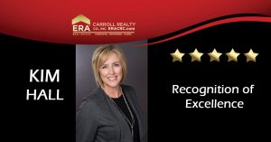 Buyer referred to Kim Hall as a great asset to ERA