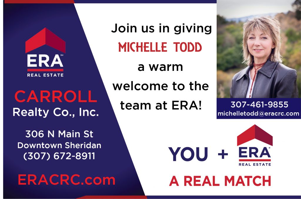 Welcome Michelle Todd To Our Team Era Carroll Realty Co
