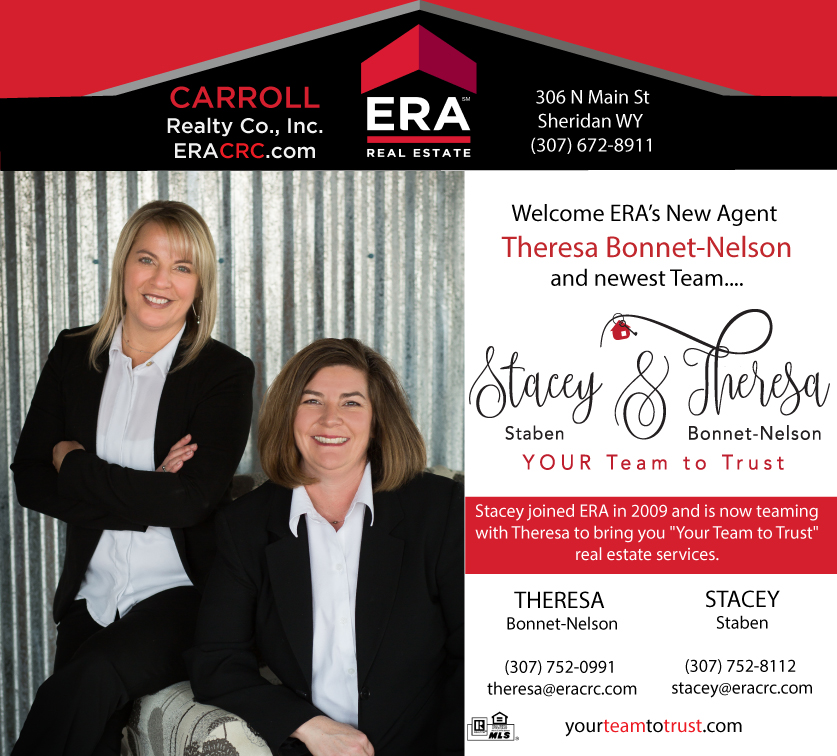 Welcome Our New Agent Theresa Bonnet Nelson And New Team
